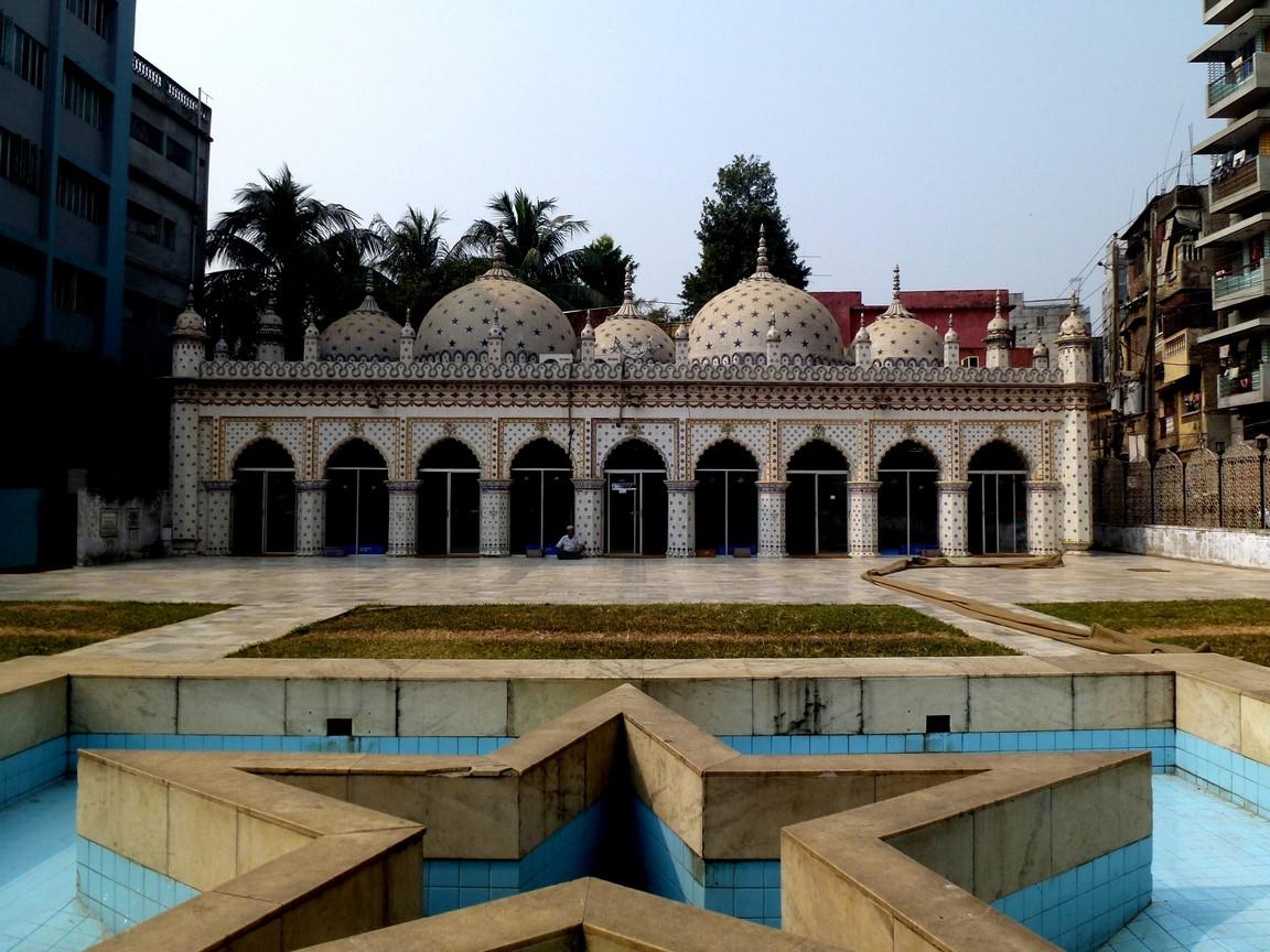 Tara Masjid, Dhaka- Sheet1