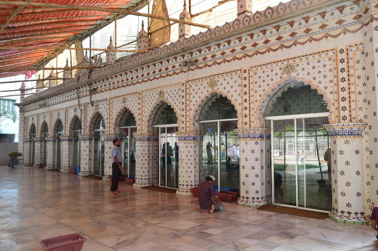 Tara Masjid, Dhaka- Sheet2