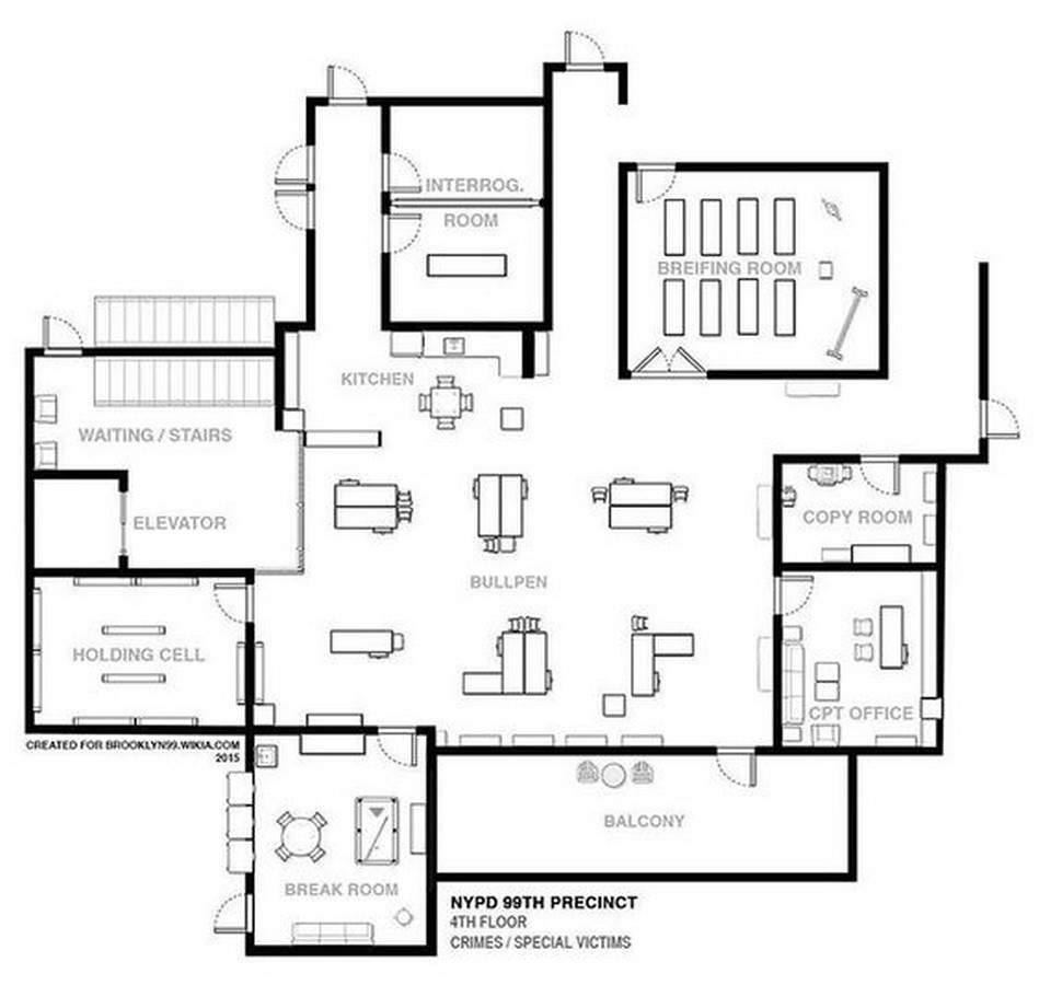 What office sitcoms can teach us about workplace architecture - Sheet6