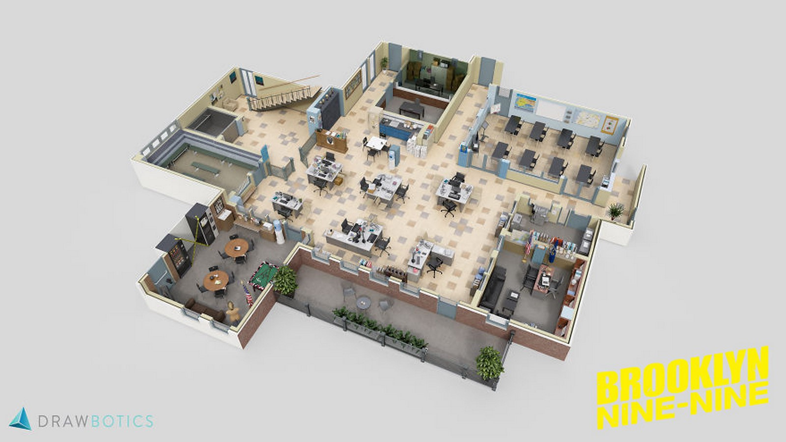 What office sitcoms can teach us about workplace architecture - Sheet7