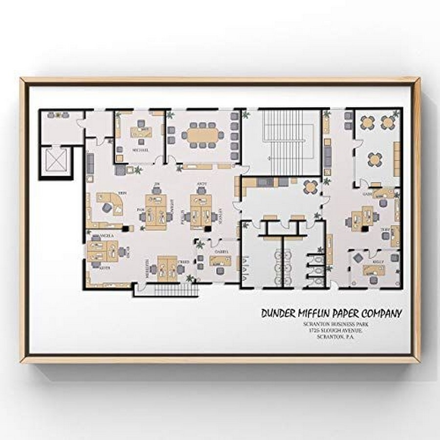 What office sitcoms can teach us about workplace architecture - Sheet4