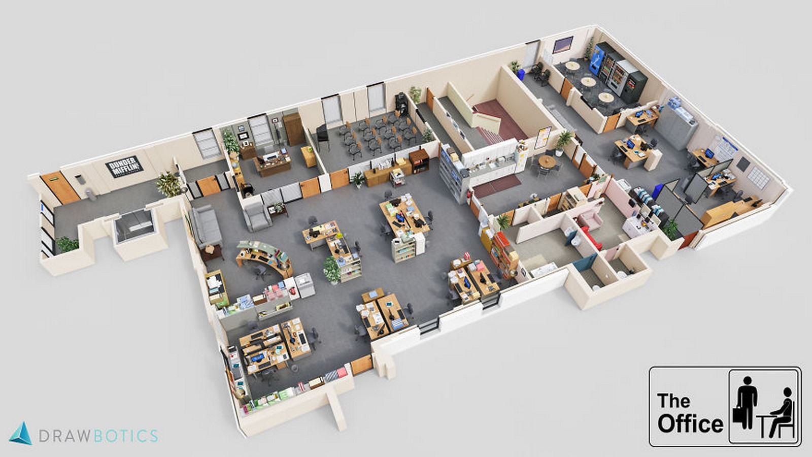 What office sitcoms can teach us about workplace architecture - Sheet5