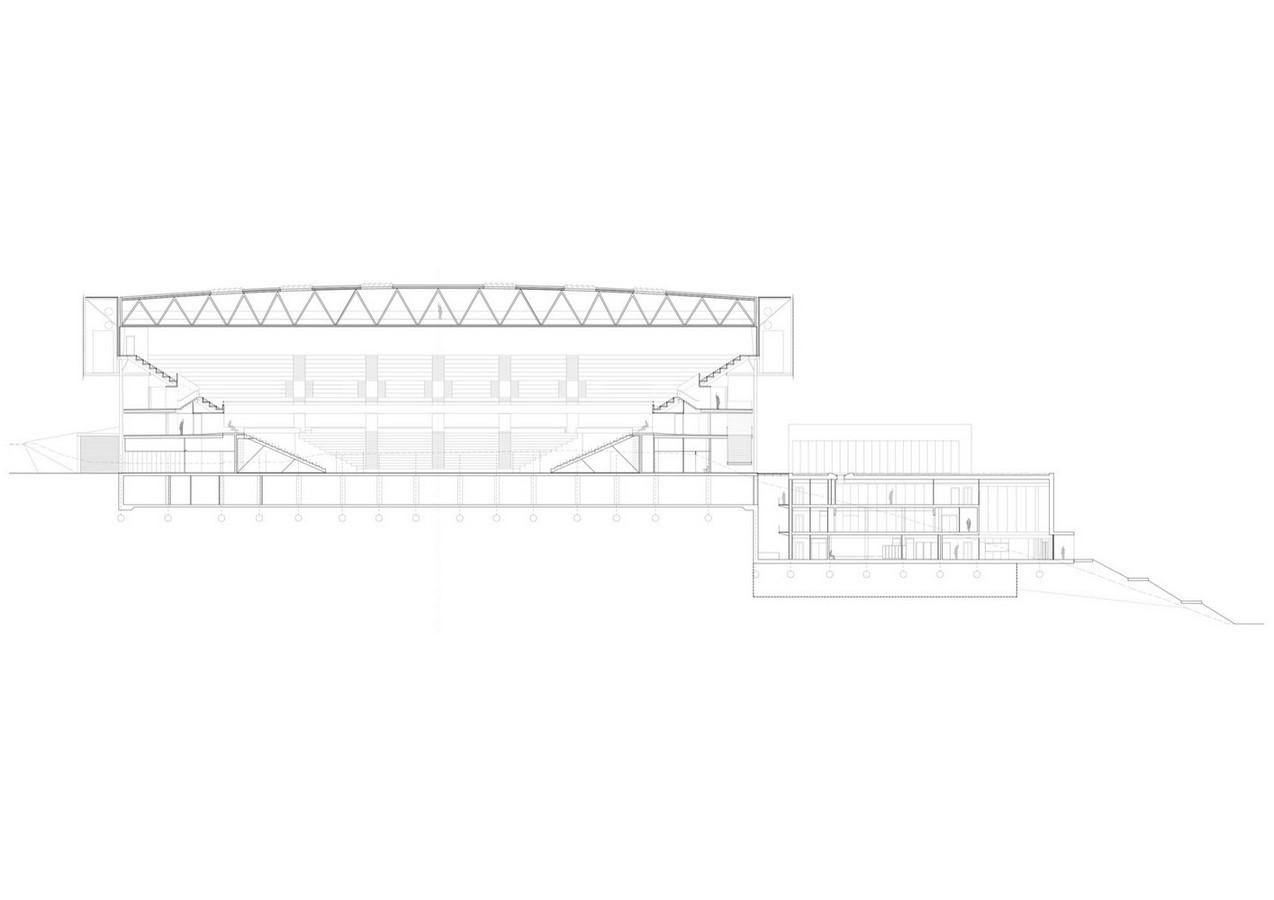Bilbao Arena - Sheet3