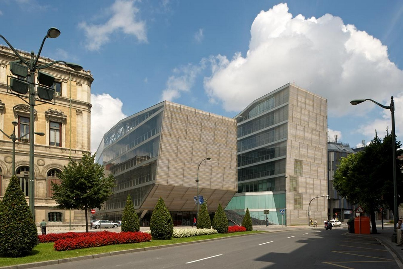 Bilbao City Hall - Sheet1