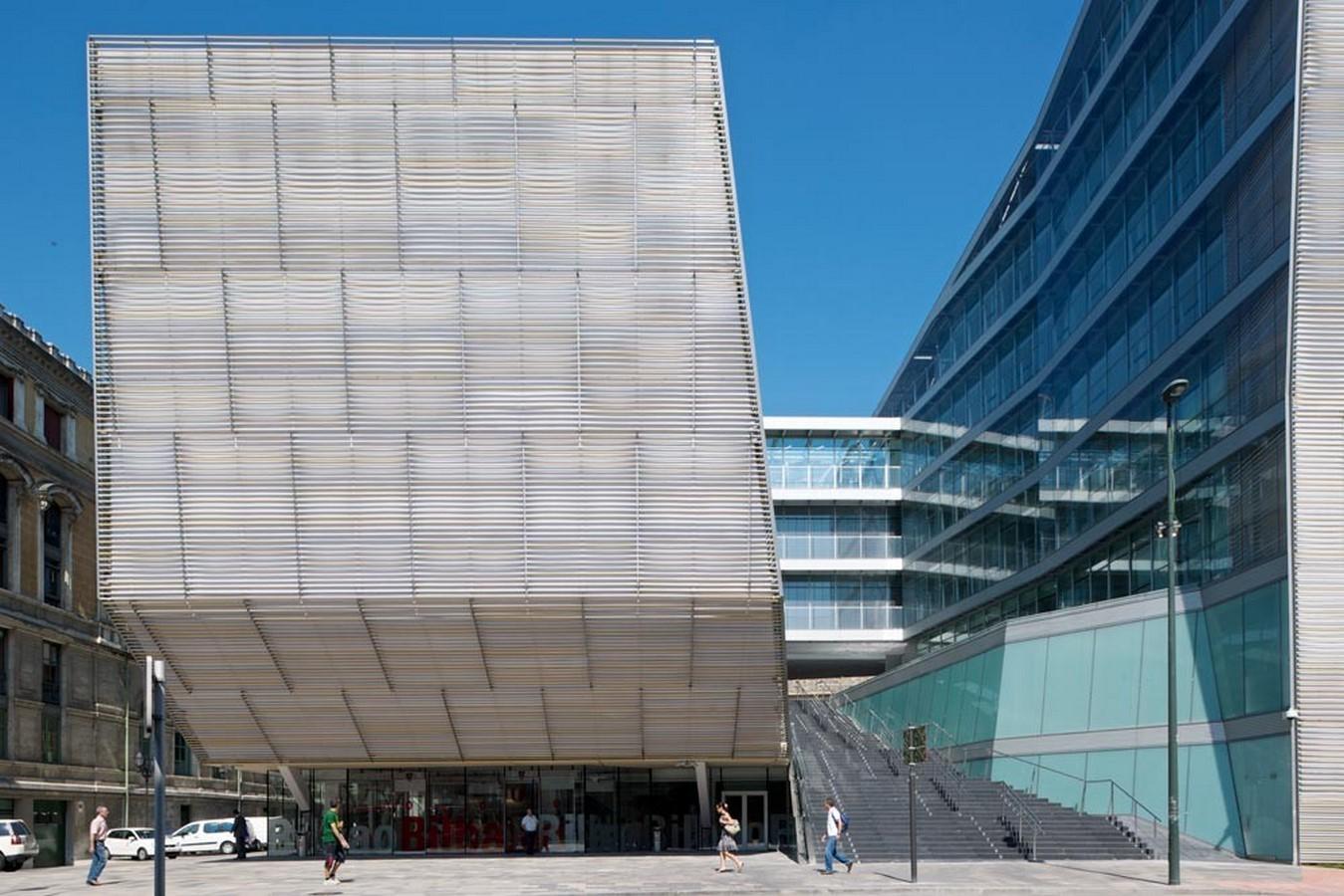 Bilbao City Hall - Sheet2