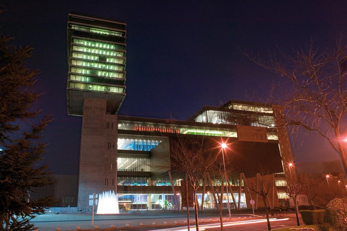 Bilbao Exhibition Centre - Sheet3
