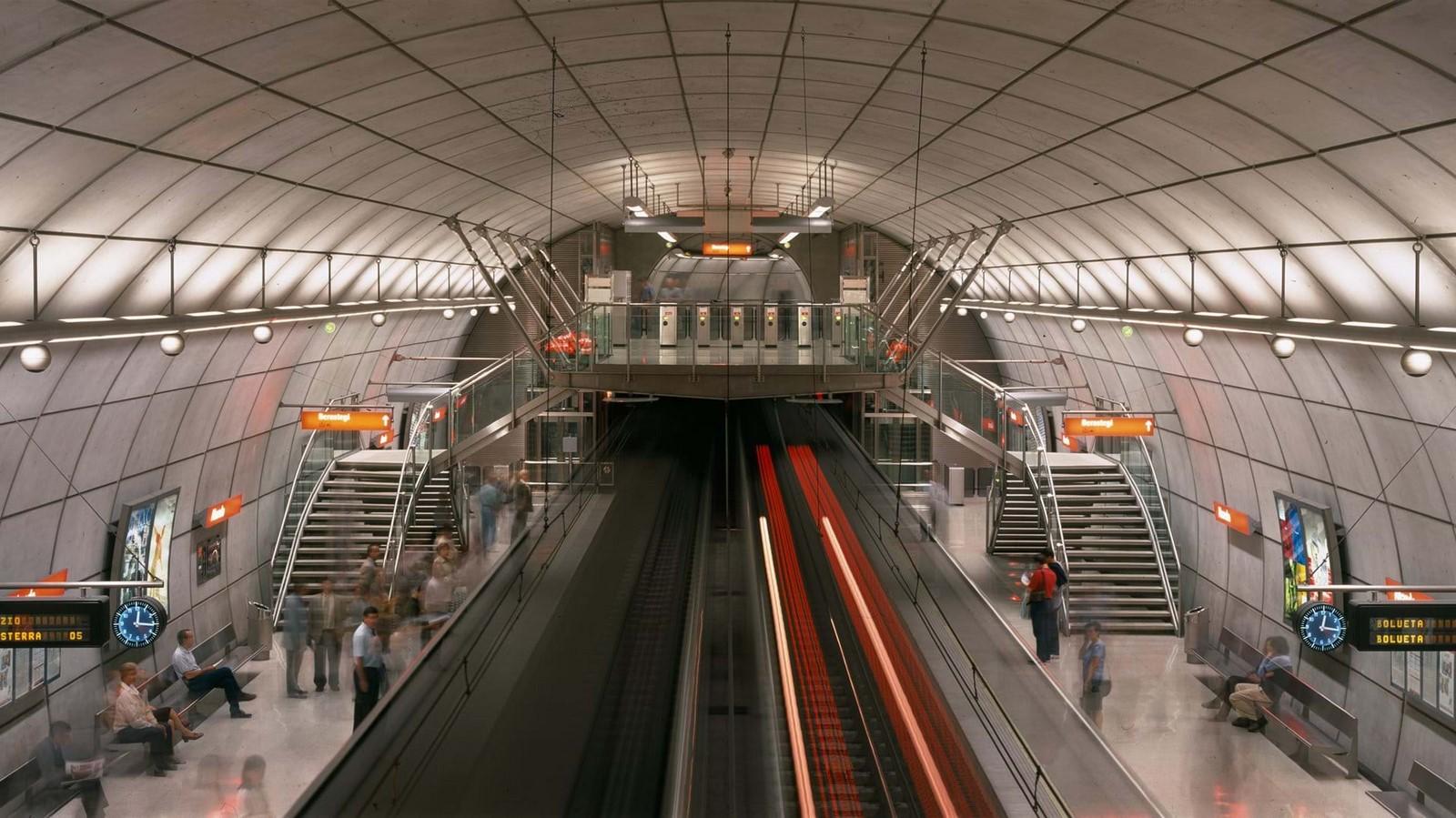 Bilbao Metro - Sheet2