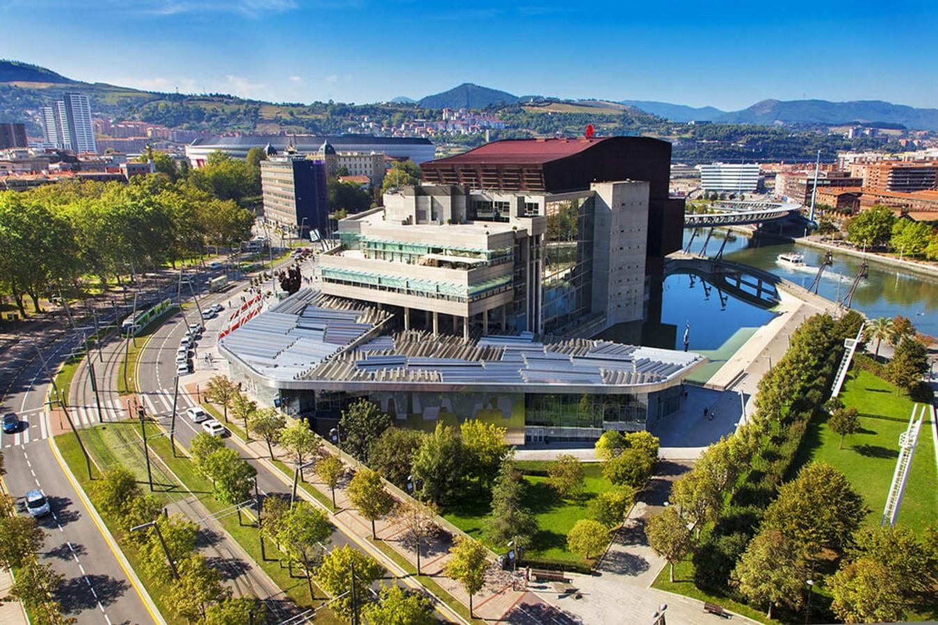 Euskalduna Conference Centre and Concert Hall - Sheet3