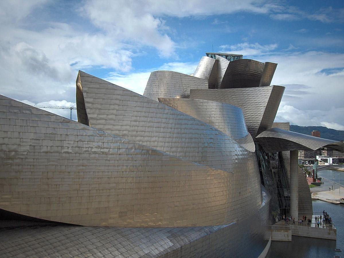 Guggenheim Museum, Bilbao - Sheet3