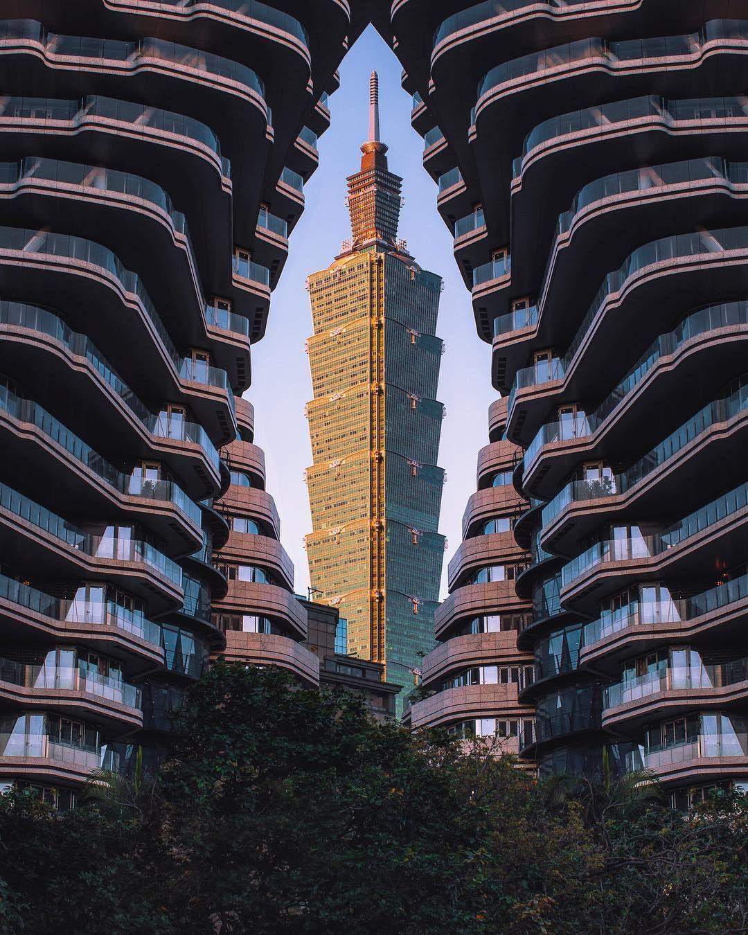 Taipei 101 Building - sheet3