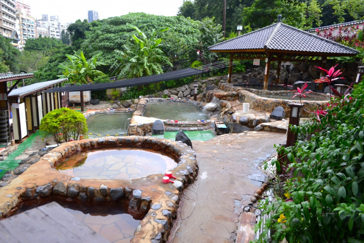 Beitou Hot Spring and Museum- sheet2