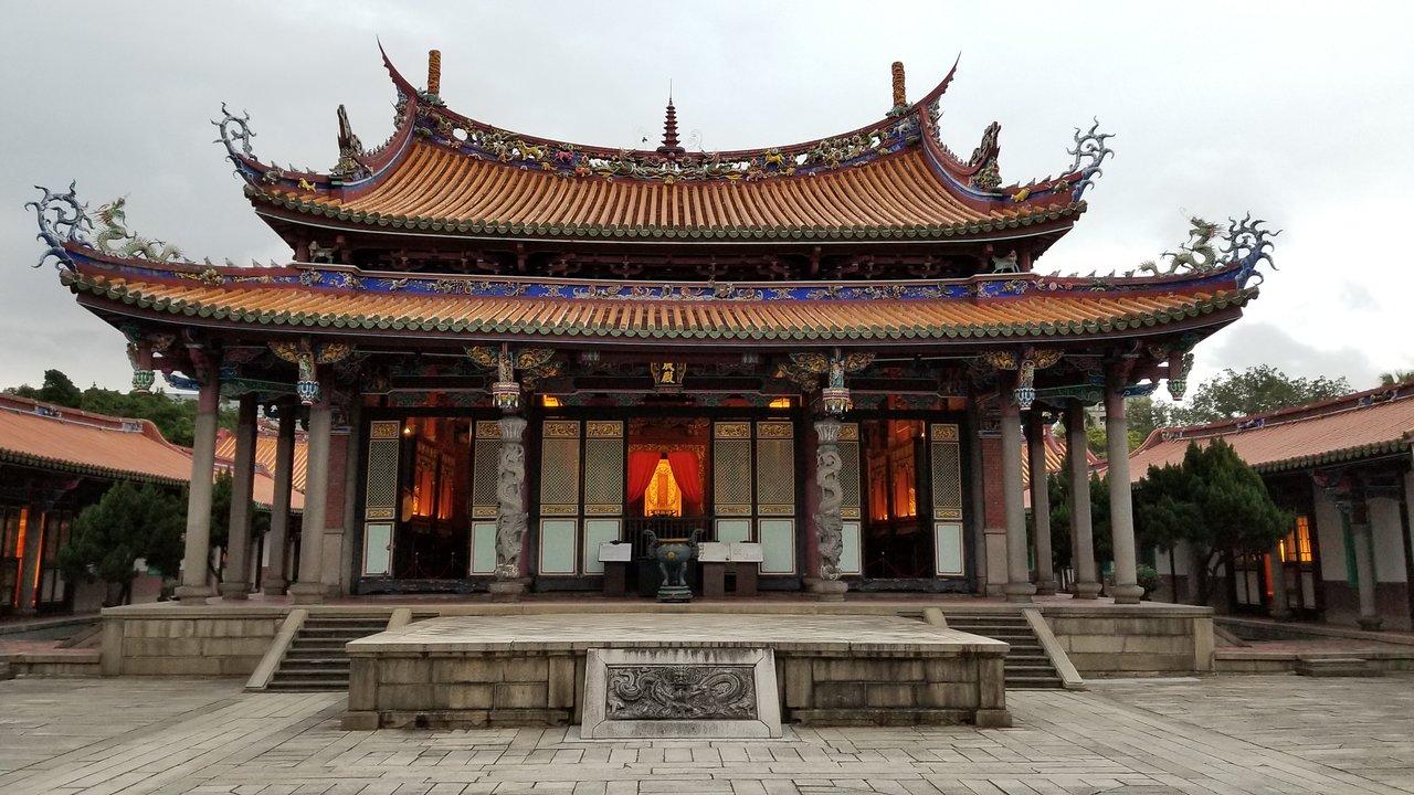 Confucius Temple - sheet1