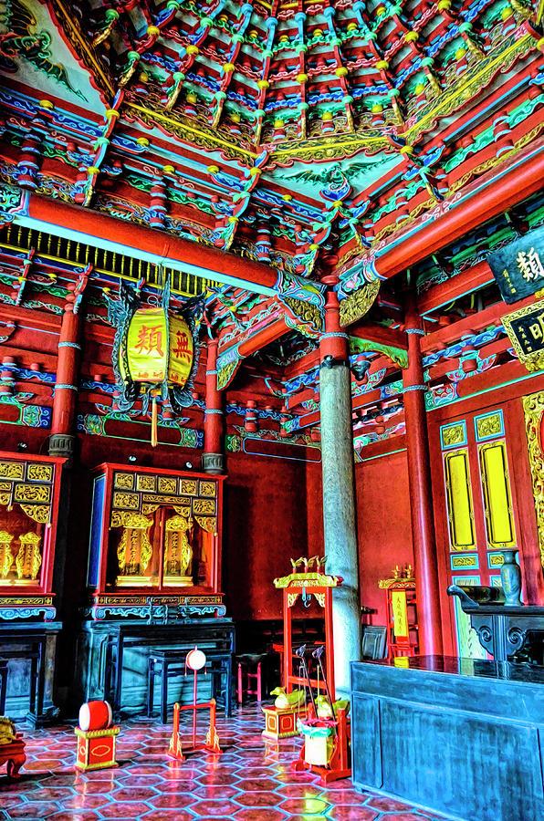 Confucius Temple - sheet2