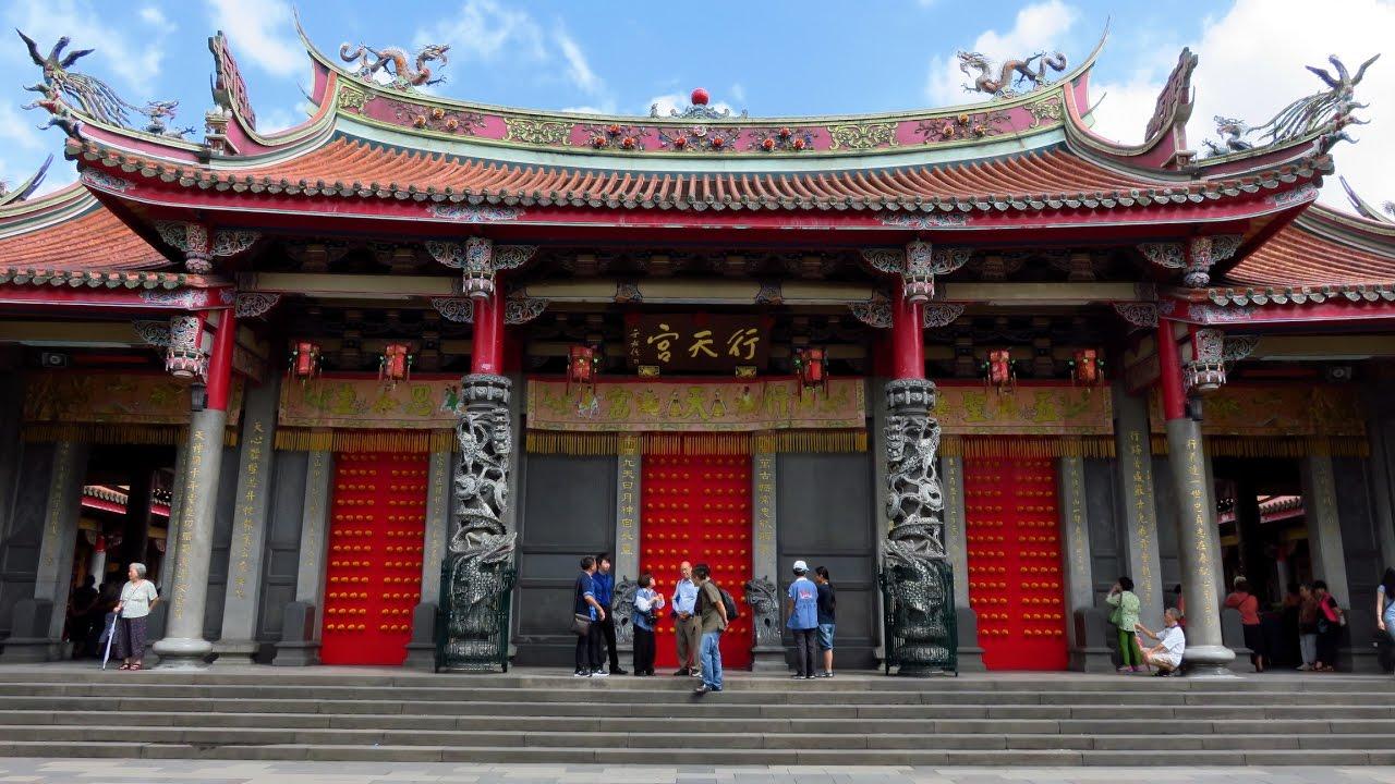 Xingtian Temple - sheet1