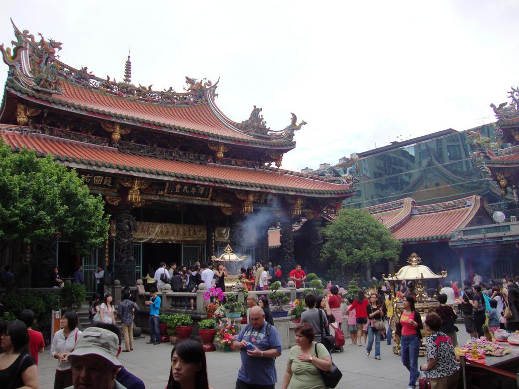 Xingtian Temple - sheet2