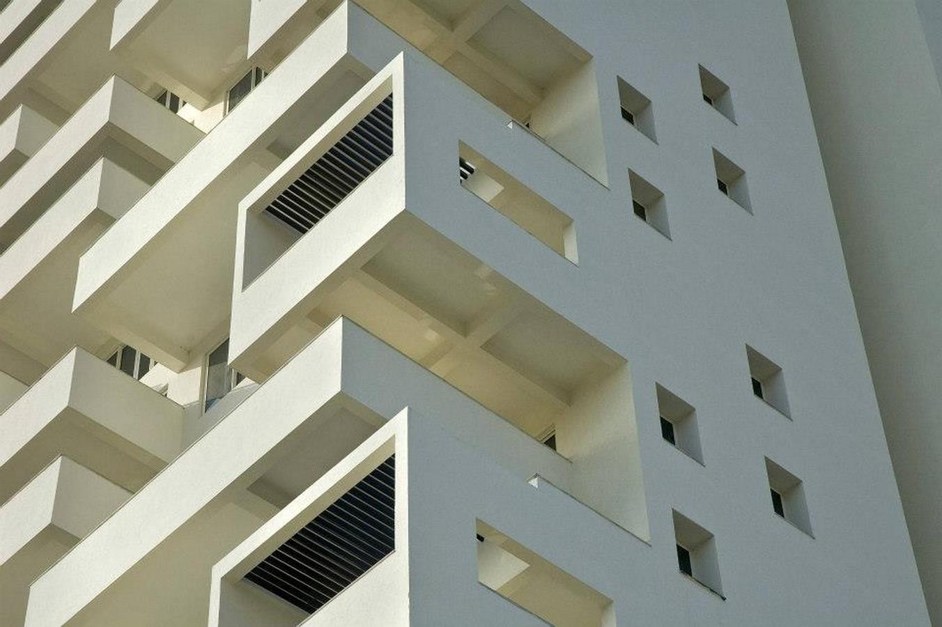 Housing Tower One, ISB - Sheet3