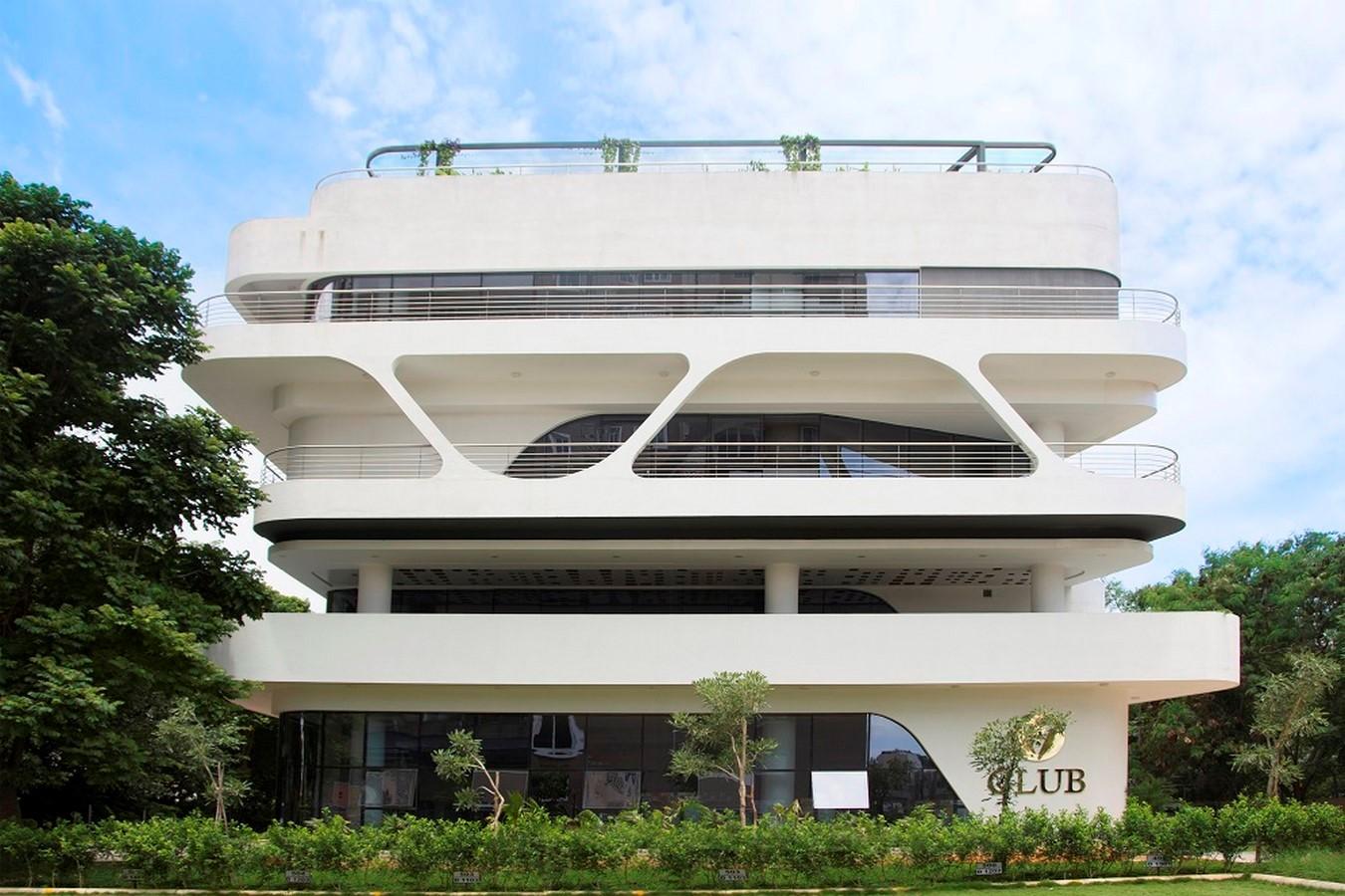 Vaishnavi Terraces Clubhouse - Sheet3