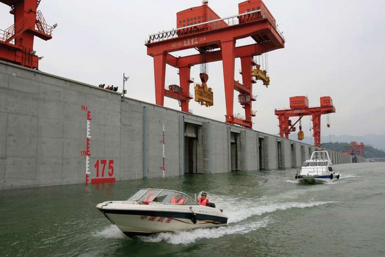 Three Gorges Dam by Pan Jiazheng- The world's Largest hydroelectric dam - Sheet14