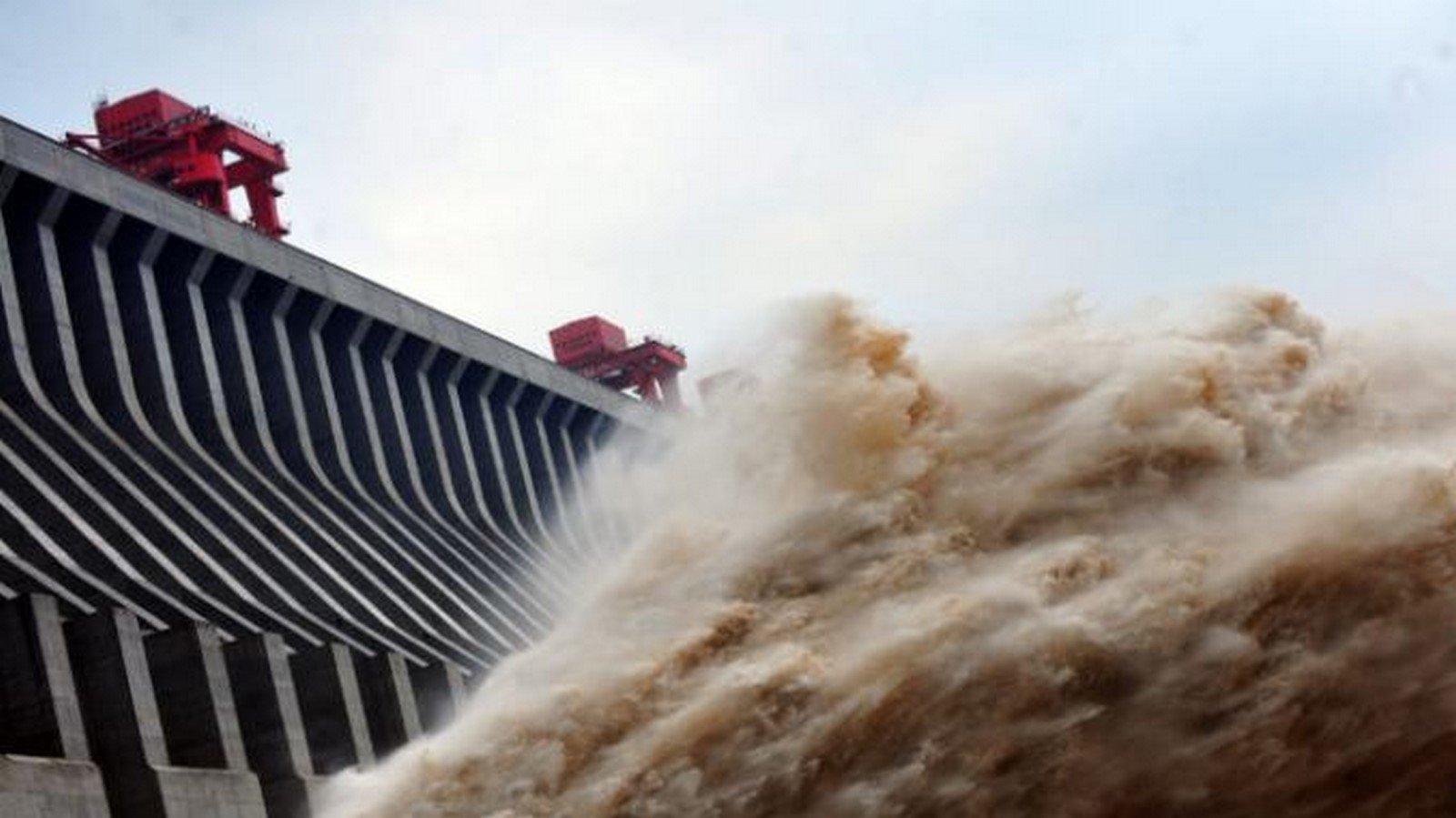 Three Gorges Dam by Pan Jiazheng- The world's Largest hydroelectric dam - Sheet18