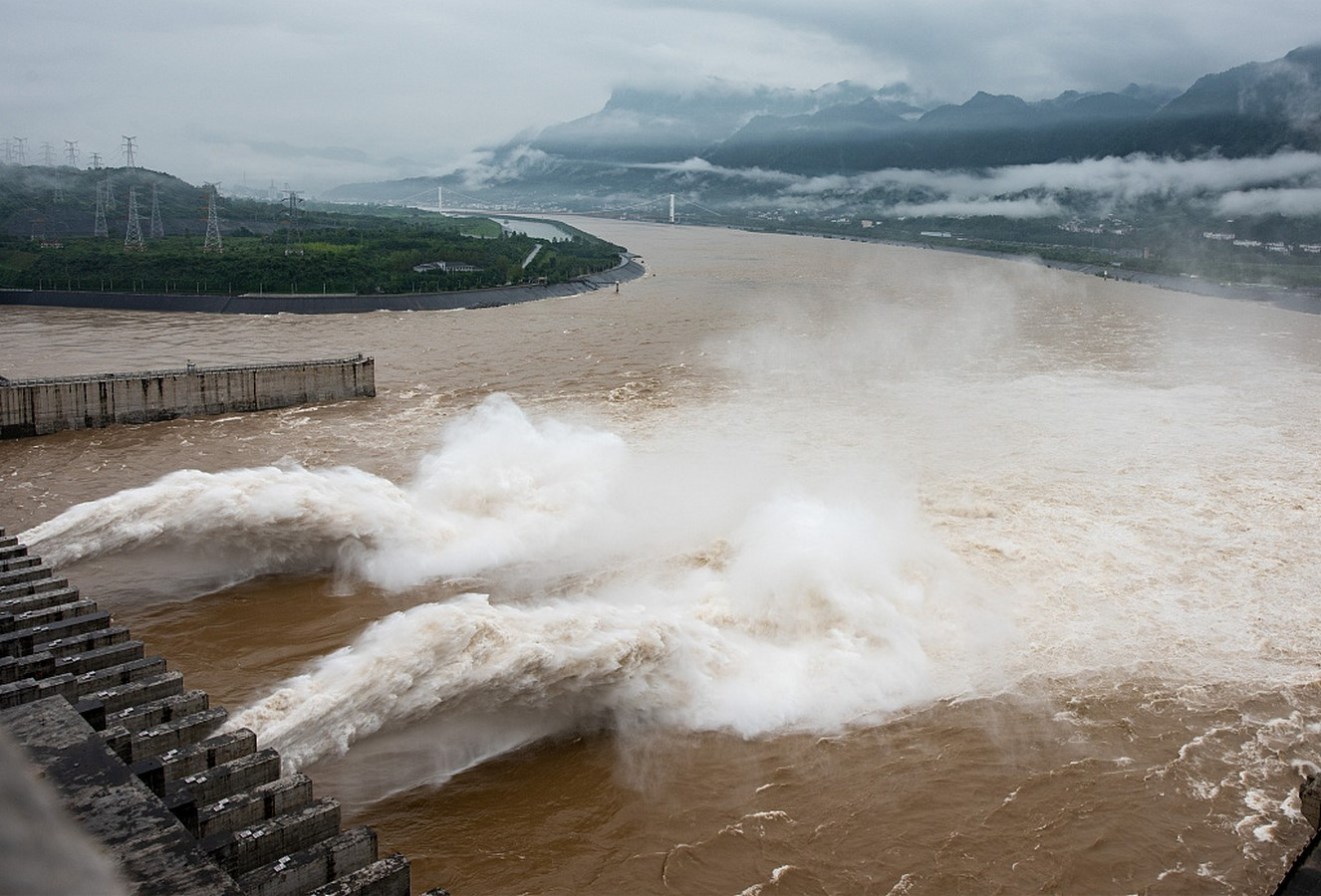 Three Gorges Dam by Pan Jiazheng- The world's Largest hydroelectric dam - Sheet19