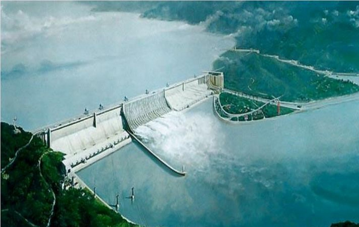 Three Gorges Dam by Pan Jiazheng- The world's Largest hydroelectric dam - Sheet2