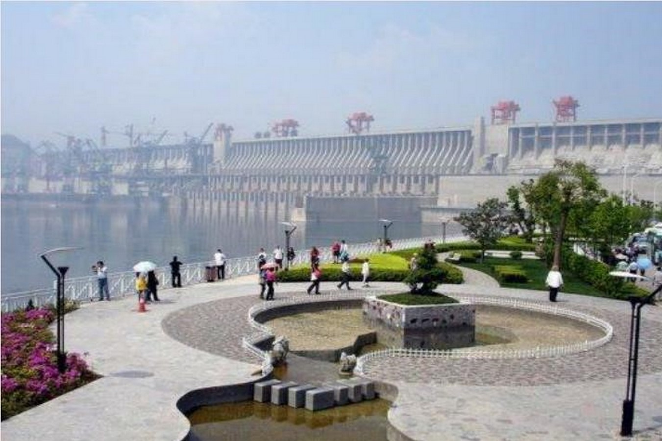 Three Gorges Dam by Pan Jiazheng- The world's Largest hydroelectric dam - Sheet21