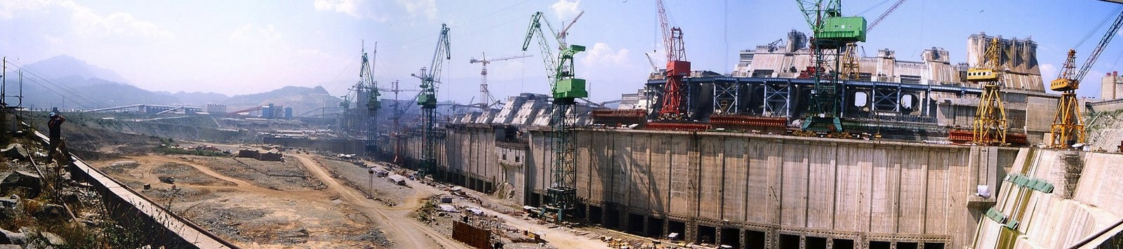 Three Gorges Dam by Pan Jiazheng- The world's Largest hydroelectric dam - Sheet6