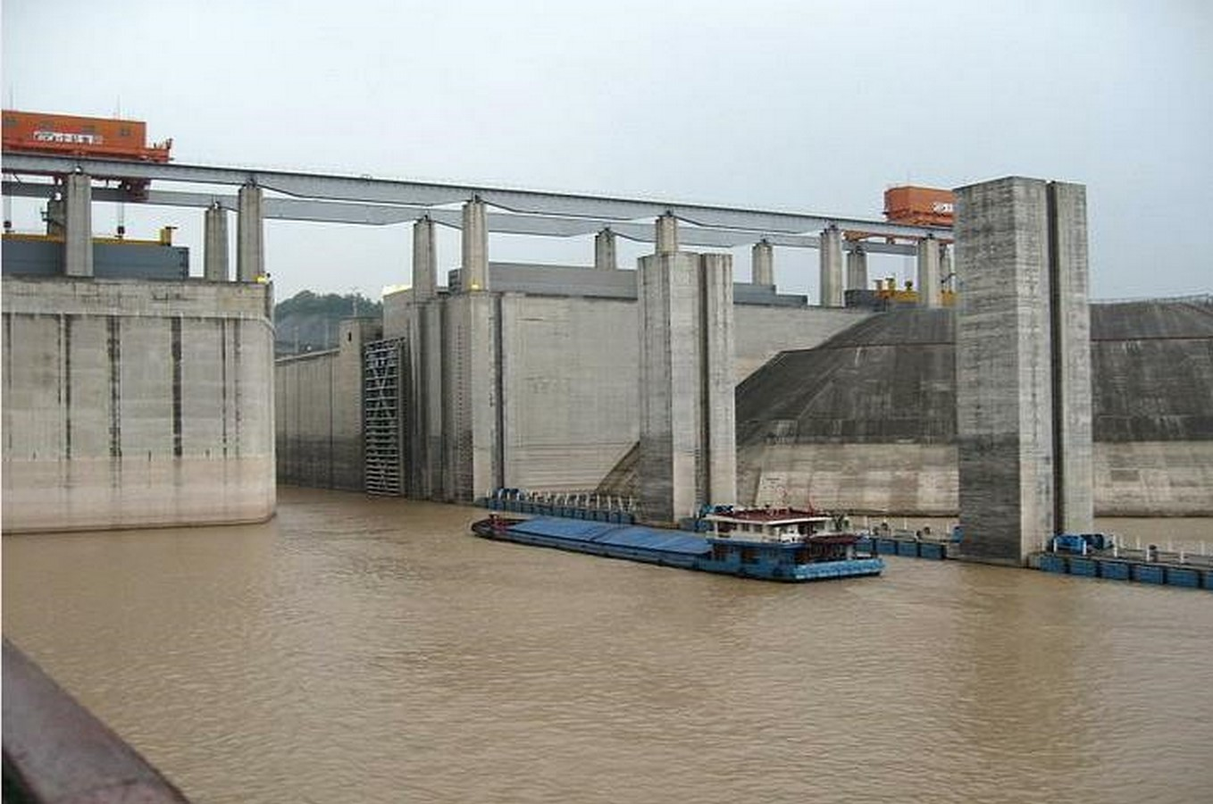 Three Gorges Dam by Pan Jiazheng- The world's Largest hydroelectric dam - Sheet8