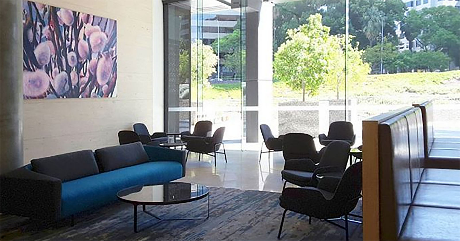 Hawaiian ground floor lobby and cafe refurbishment - Sheet3