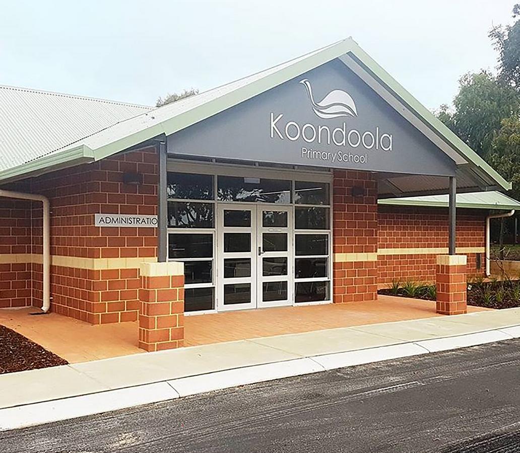 Koondoola Primary School Administration Building - Sheet1