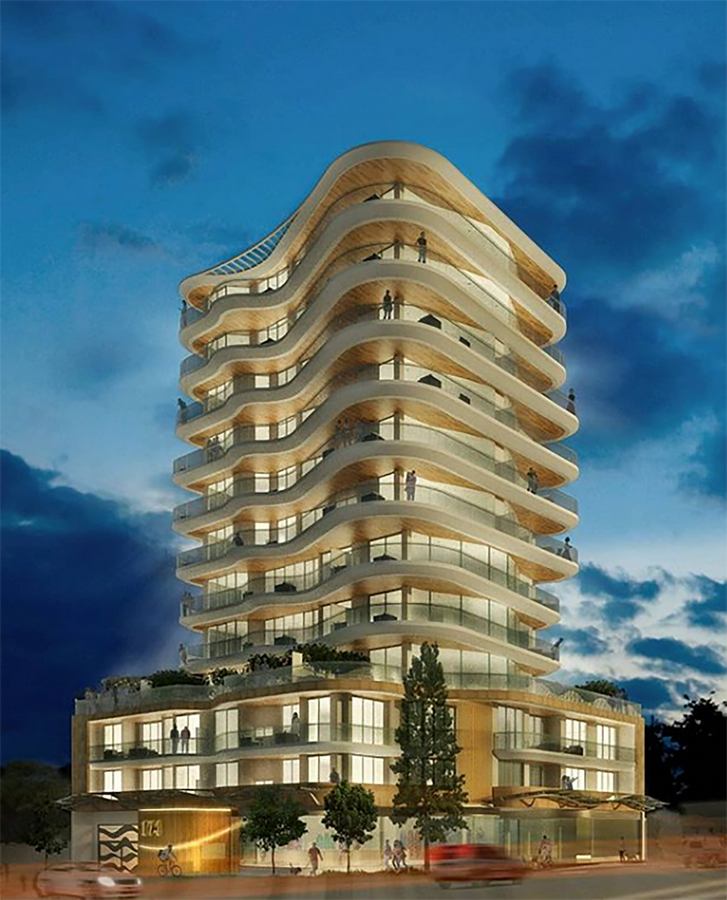 Scarborough Apartments - Sheet1