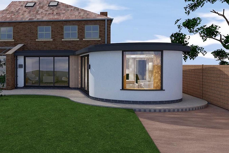 Dunnington House Extension - Sheet1