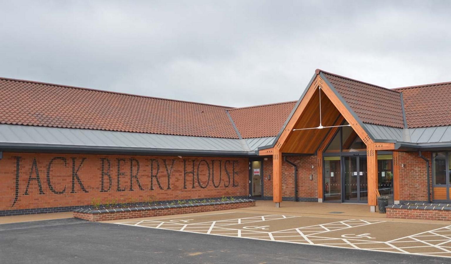 Jack Berry House - Sheet1