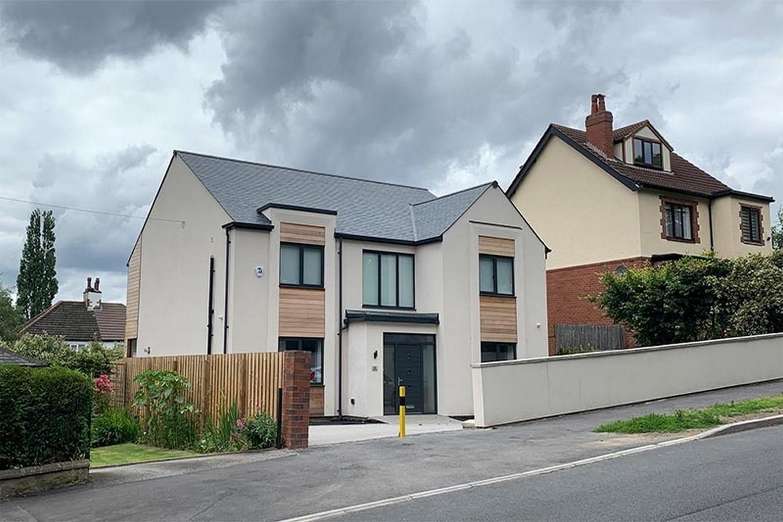 New Modern Eco House - Sheet1