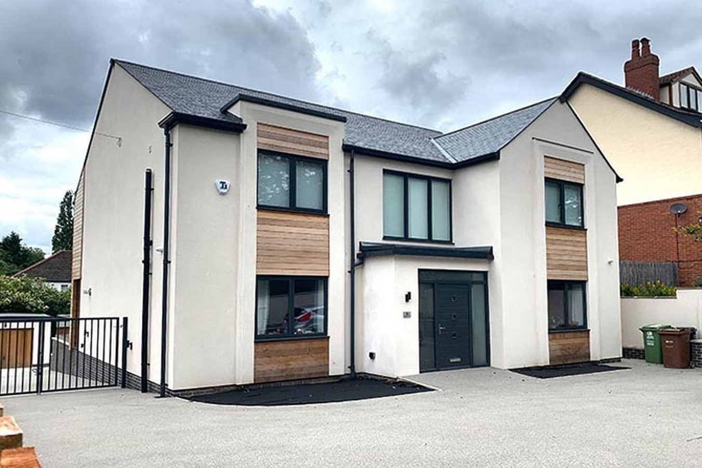 New Modern Eco House - Sheet2