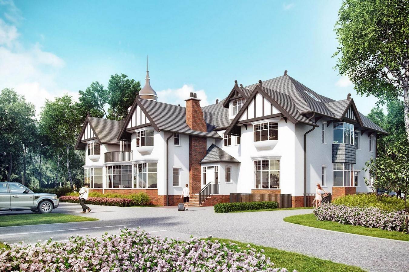 Pineheath House - Sheet1