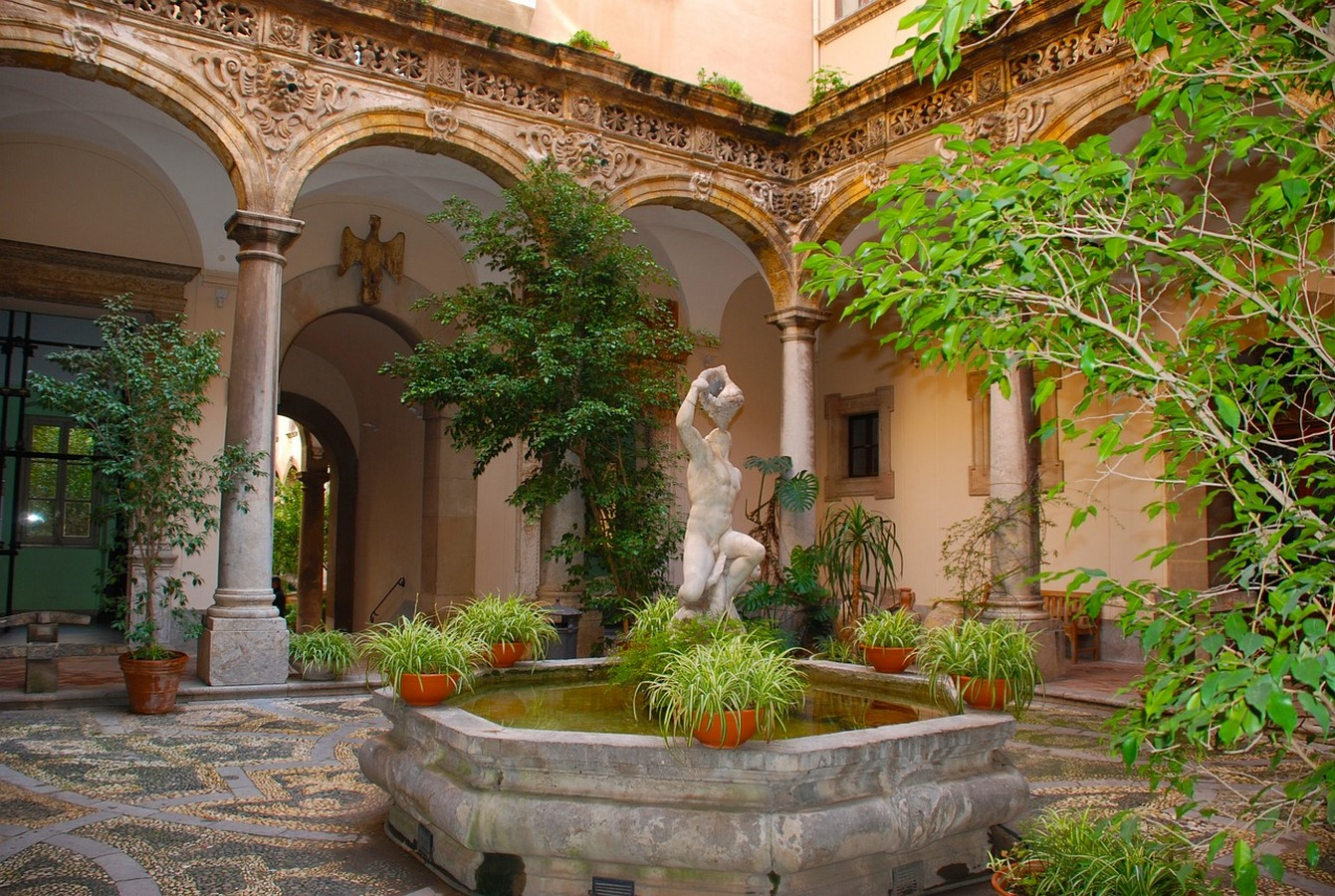 Importance of Courtyards in Various Cultures- Sheet12