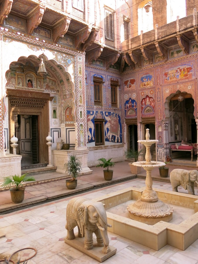 Importance of Courtyards in Various Cultures- Sheet15