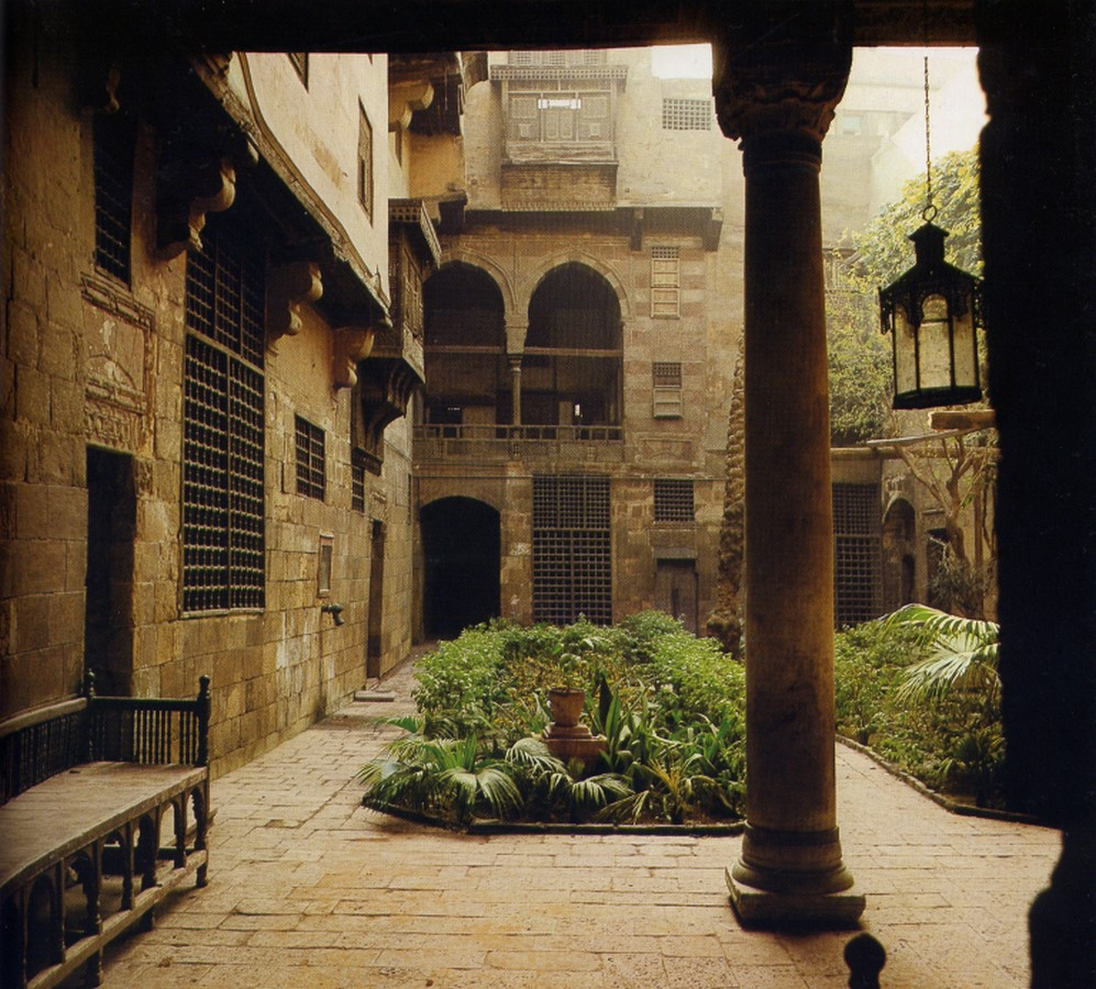 Importance of Courtyards in Various Cultures- Sheet18