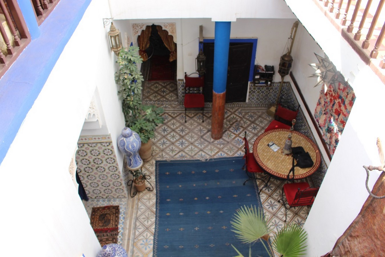 Importance of Courtyards in Various Cultures- Sheet19