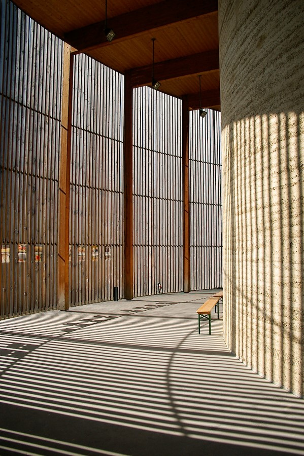 Chapel of reconciliation - Sheet1
