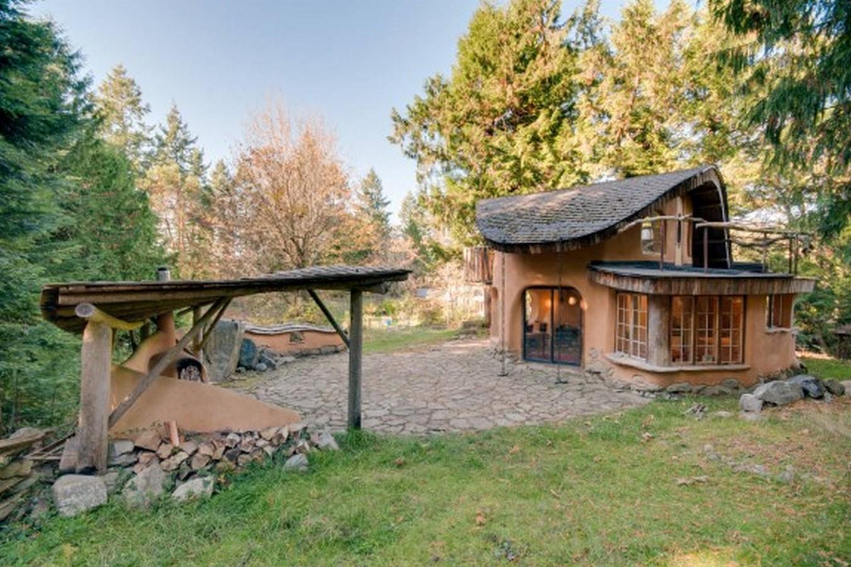 Cob House on Mayne Island - Sheet3
