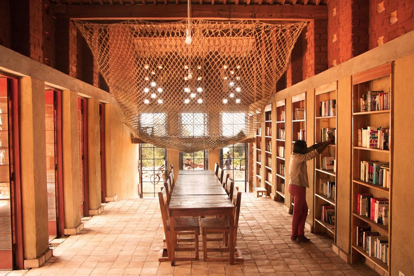 Library of Muyinga - Sheet1