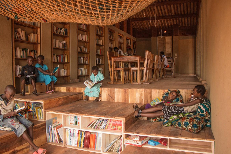 Library of Muyinga - Sheet2