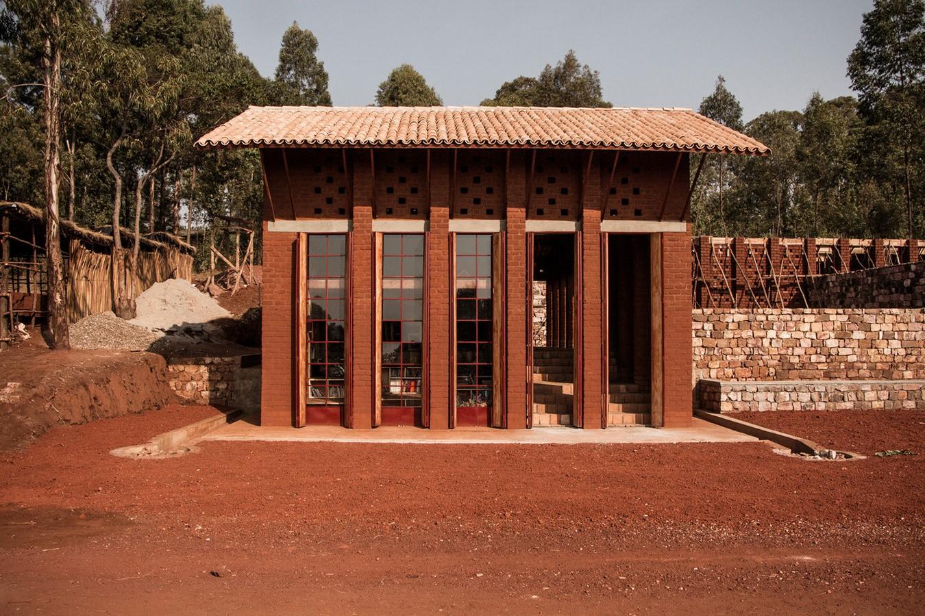 Library of Muyinga - Sheet3