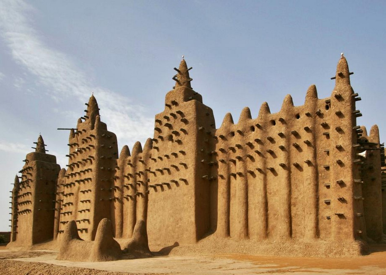 Great Mosque of Djenné - Sheet1