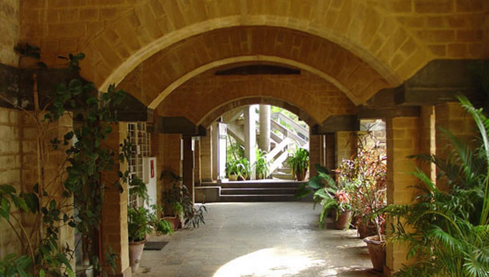 Auroville Visitors Centre - Sheet1