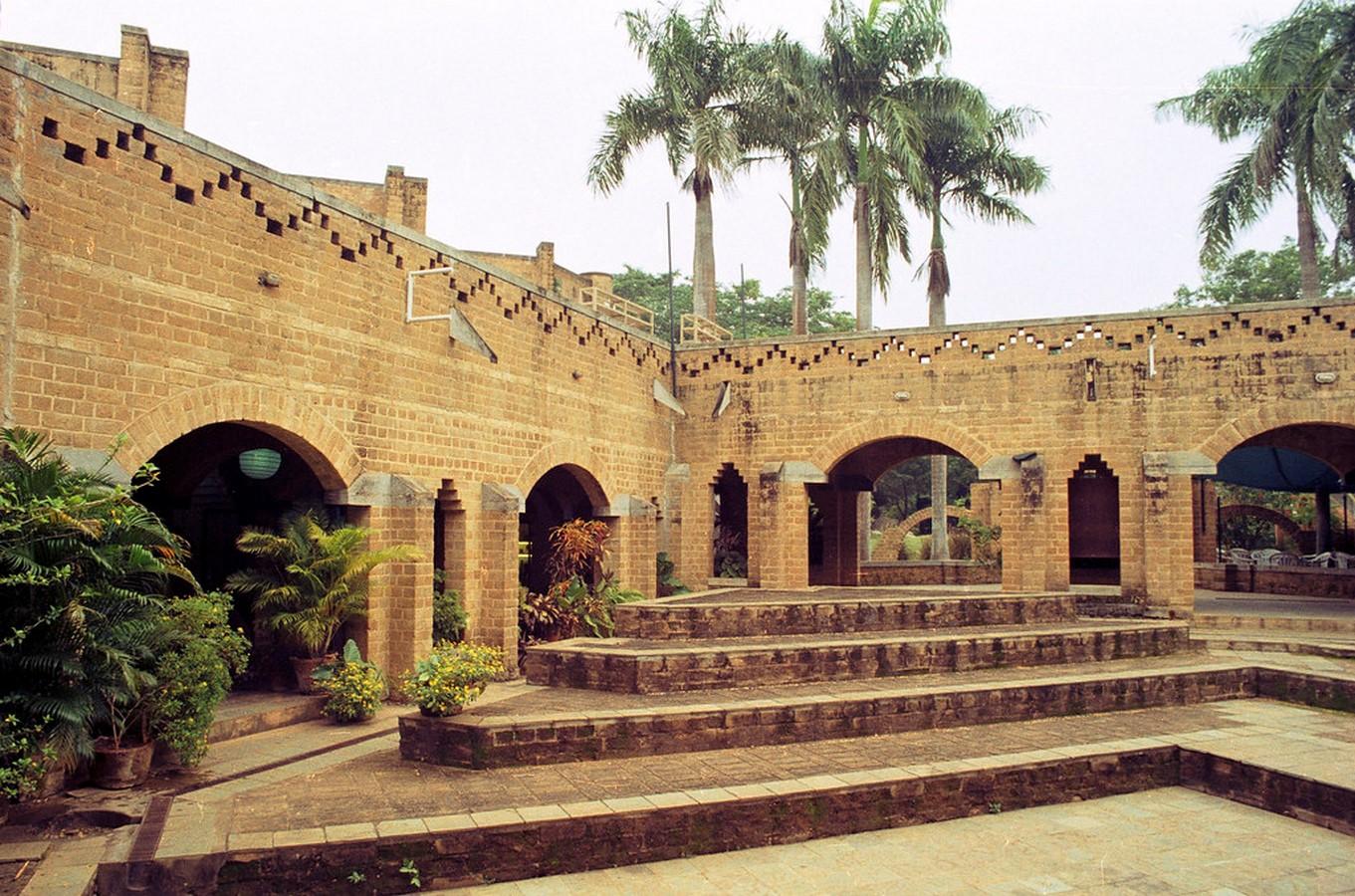 Auroville Visitors Centre - Sheet2