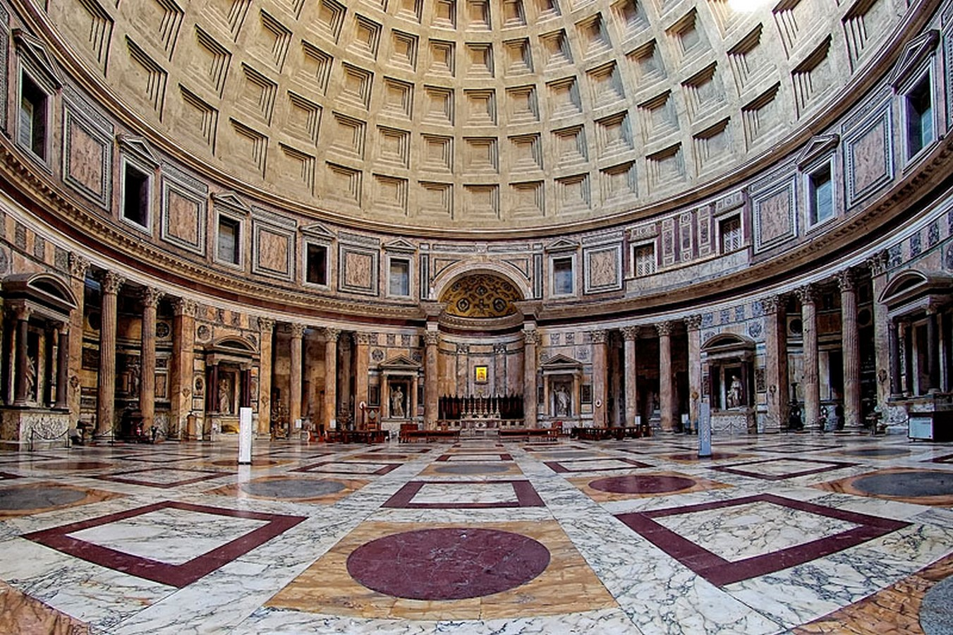 10 Buildings that pioneered architectural styles in the history of architecture - Sheet4