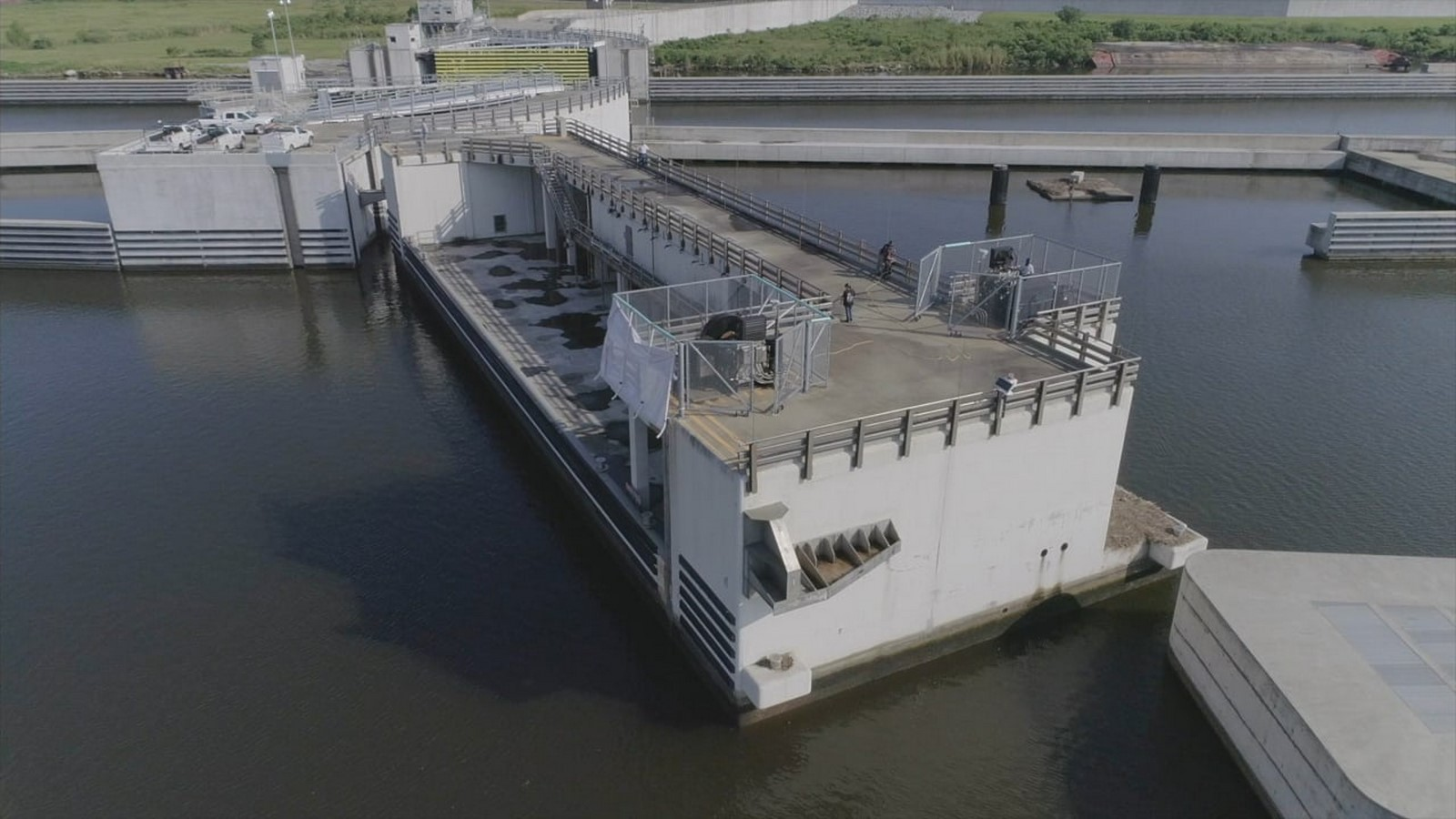IHNC Lake Borgne Surge Barrier- The Great Wall of New Orleans - Sheet4